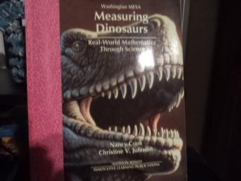 Measuring Dinosaurs 0-201-49312-8