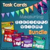 Measuring Displaced Volume - Task Cards BUNDLE