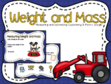 Measuring & Estimating Weight and Mass Powerpoint & Guided Notes