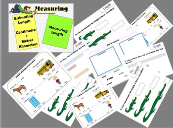 Measuring, Estimating and Rounding