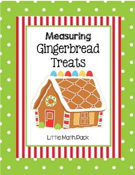 Measuring Gingerbread Treats