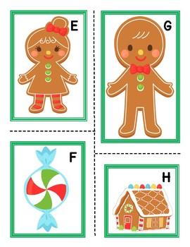 Measuring Gingerbread Treats