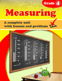 Measuring, Grade 4 (Distance Learning)
