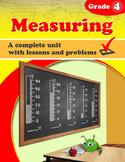 Measuring, Grade 4