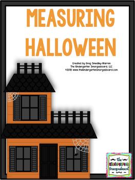 Measuring Halloween!  A Measurement Creation!