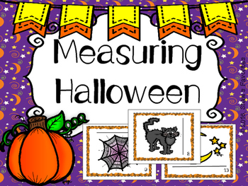 Measuring Halloween Scavenger Hunt