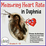 Biology Lab: Measuring Heart Rate in Daphnia