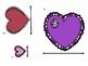 Valentine Measuring Freebie