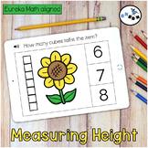 Measuring Height DIGITAL Eureka Math Mod 3 Topic B Center