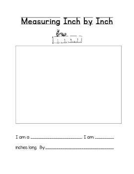 Measuring Inch by Inch