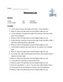 Basic Measuring Lab