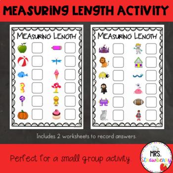 Measuring Length Activity