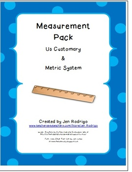 Measuring Length: Customary and Metric System