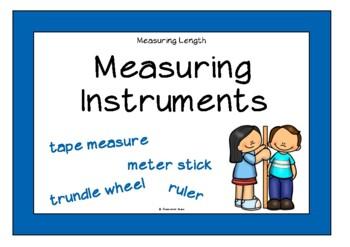 Measuring Length (Metric System)