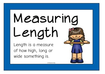 Measuring Length (Metric System)