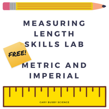 Measuring Length Skills Lab, Metric and Imperial