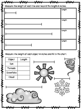 Measuring Length Small Group Lesson