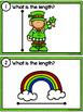 Measuring Length - St. Patrick's Day Measurement Cards
