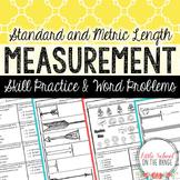 Measurement - Standard and Metric