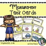 Measuring Length Task Cards