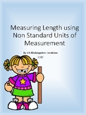 Measuring Length Using Non Standard Units of Measurement