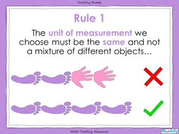 Measuring Length and Height Using Non-Standard Units