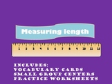 Measuring Length for EnVisions Topic 12