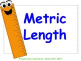 Measuring Length in Metrics