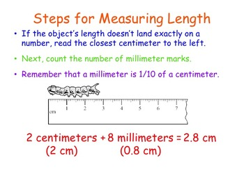 Measuring Length in Metrics