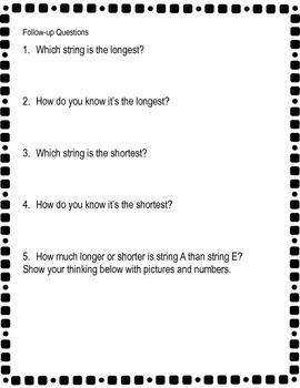 Measuring Length to Problem Solve