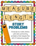 Measuring Length to Problem Solve