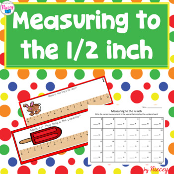 Measuring Length to the 1/2 Inch