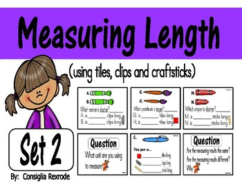 Measuring Length with Non-Standard Units of Measurement