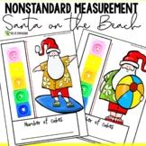 Measuring Length Worksheets - Santa on the Beach