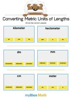Measuring Lengths Complete Workbook - Gr K-6