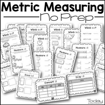 Measurement (METRIC SYSTEM)