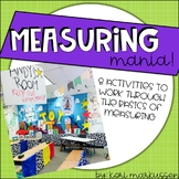 Measuring Mania- Toy Story Themed Measuring Activities