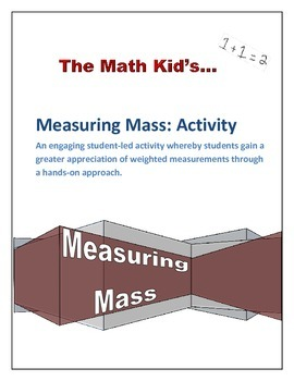 Measuring Mass: Activity