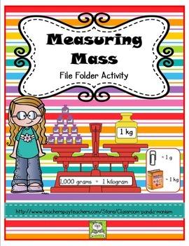 Measuring Mass File Folder Activity (CC Aligned)