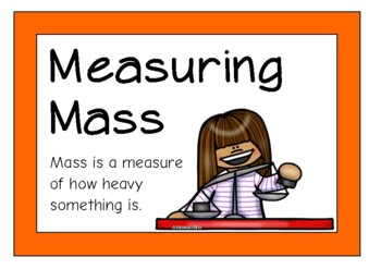 Measuring Mass (Metric System)