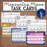 Measuring Mass TASK CARDS {Reading a Triple Beam Balance}