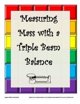 Measuring Mass with a Triple Beam Balance Practice/Homework