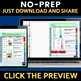 Measuring Matter (Density) Digital Interactive Notebook