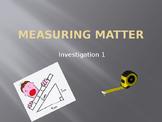 Measuring Matter (FOSS Science Grade 3 )