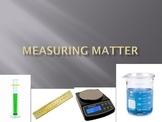 Measuring Matter PowerPoint