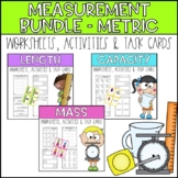 Measuring Metric Bundle - Length, Capacity and Mass/Weight