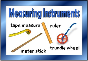 Measuring - Metric System (BUNDLE PACK)