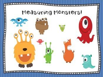 Measuring Monsters!