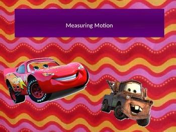 Measuring Motion!