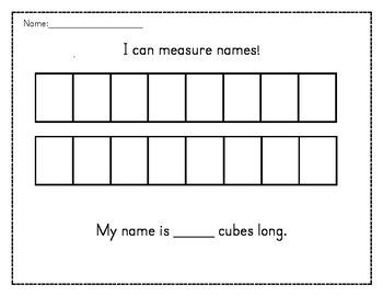 Name Measurement